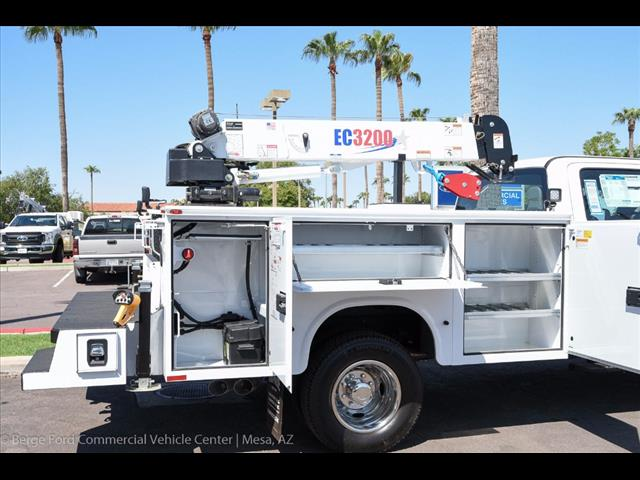2017 F-350 Crew Cab DRW 4x4, Knapheide Service Body #17P422 - photo 22