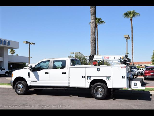 2017 F-350 Crew Cab DRW 4x4, Knapheide Service Body #17P422 - photo 4