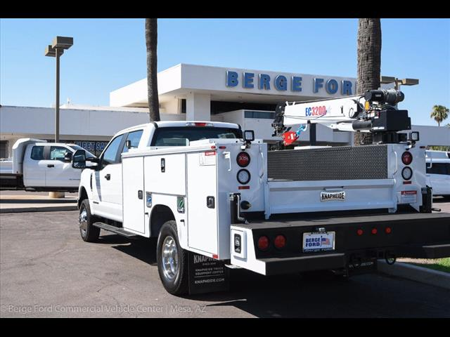 2017 F-350 Crew Cab DRW 4x4, Knapheide Service Body #17P422 - photo 5