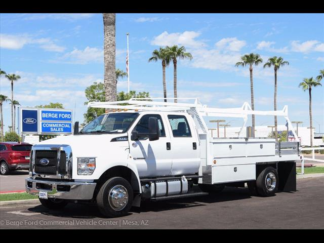 2017 F-650 Crew Cab DRW, Scelzi Contractor Body #17P437 - photo 1