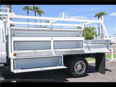 2017 F-650 Crew Cab DRW, Scelzi Contractor Body #17P437 - photo 6