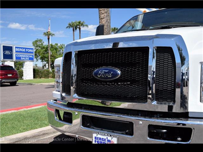 2017 F-650 Crew Cab DRW, Scelzi Contractor Body #17P437 - photo 12