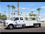 2017 F-650 Crew Cab DRW, Scelzi Contractor Body #17P437 - photo 3