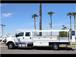 2017 F-650 Crew Cab DRW, Scelzi Contractor Body #17P437 - photo 4