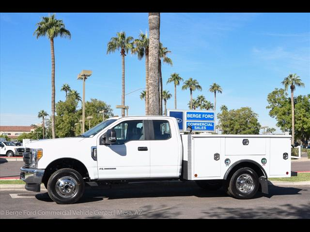 2017 F-350 Super Cab DRW 4x4, Reading Service Body #17P466 - photo 3