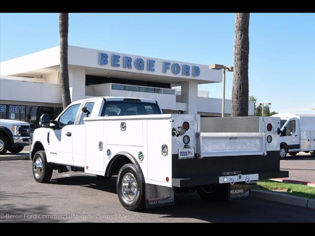 2017 F-350 Super Cab DRW 4x4, Reading Service Body #17P466 - photo 2