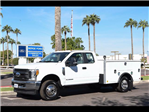 2017 F-350 Super Cab DRW 4x4, Reading Service Body #17P466 - photo 1
