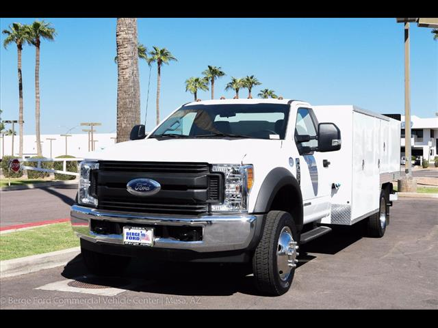 2017 F-550 Regular Cab DRW, Royal Service Bodies Other/Specialty #17P467 - photo 12