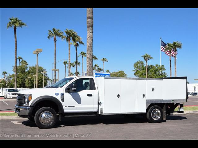 2017 F-550 Regular Cab DRW, Royal Service Bodies Other/Specialty #17P467 - photo 3
