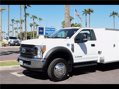 2017 F-550 Regular Cab DRW, Royal Service Bodies Other/Specialty #17P467 - photo 11