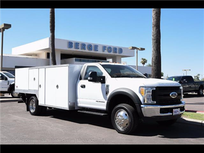 2017 F-550 Regular Cab DRW, Royal Service Bodies Other/Specialty #17P467 - photo 17