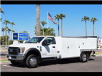 2017 F-550 Regular Cab DRW, Royal Service Bodies Other/Specialty #17P467 - photo 1