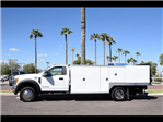 2017 F-550 Regular Cab DRW, Royal Service Bodies Other/Specialty #17P467 - photo 4