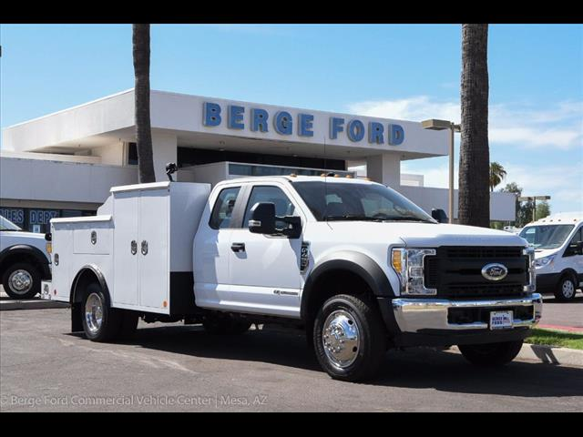 2017 F-450 Super Cab DRW, Reading Service Body #17P468 - photo 12