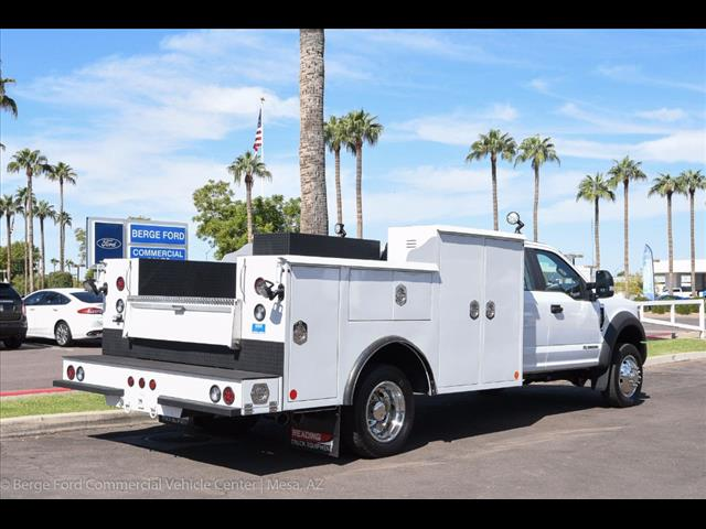 2017 F-450 Super Cab DRW, Reading Service Body #17P468 - photo 15