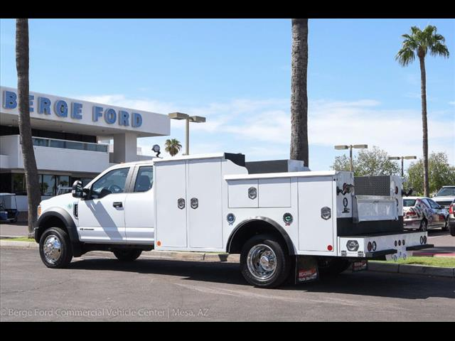 2017 F-450 Super Cab DRW, Reading Service Body #17P468 - photo 4