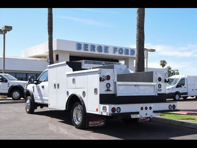 2017 F-450 Super Cab DRW, Reading Service Body #17P468 - photo 2