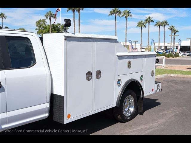2017 F-450 Super Cab DRW, Reading Service Body #17P468 - photo 8