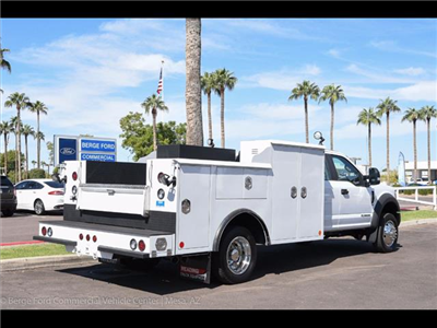 2017 F-450 Super Cab DRW, Reading Master Mechanic Service Service Body #17P468 - photo 15
