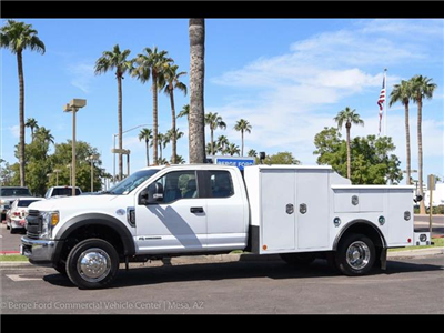 2017 F-450 Super Cab DRW, Reading Master Mechanic Service Service Body #17P468 - photo 3