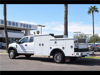 2017 F-450 Super Cab DRW, Reading Master Mechanic Service Service Body #17P468 - photo 4