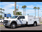 2017 F-450 Super Cab DRW, Reading Service Body #17P468 - photo 1