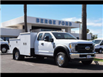 2017 F-450 Super Cab DRW, Reading Master Mechanic Service Service Body #17P468 - photo 12