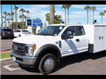 2017 F-450 Super Cab DRW, Reading Master Mechanic Service Service Body #17P468 - photo 9