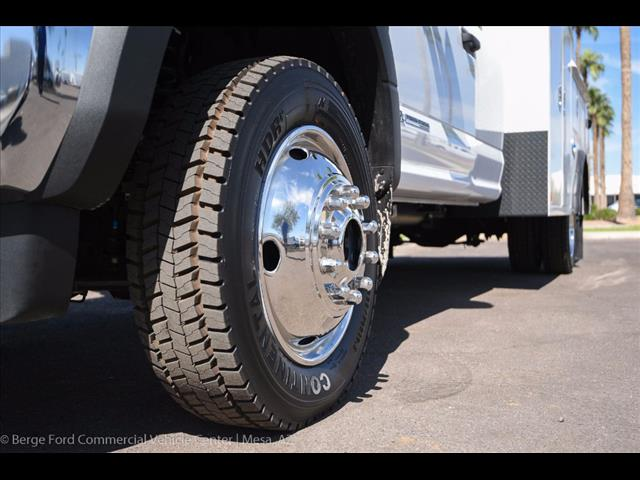 2017 F-550 Super Cab DRW 4x4, Reading Service Body #17P471 - photo 10