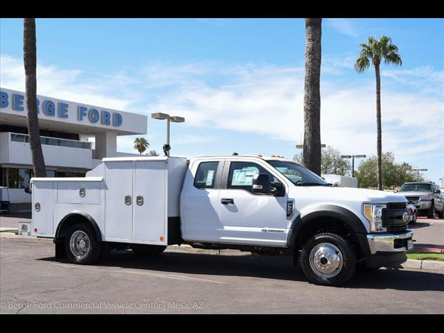 2017 F-550 Super Cab DRW 4x4, Reading Service Body #17P471 - photo 11