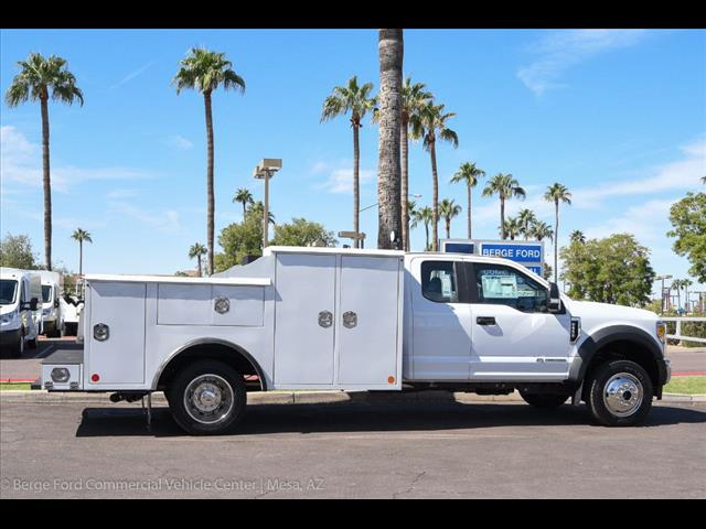 2017 F-550 Super Cab DRW 4x4, Reading Service Body #17P471 - photo 12