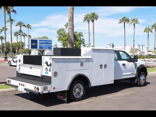 2017 F-550 Super Cab DRW 4x4, Reading Service Body #17P471 - photo 13