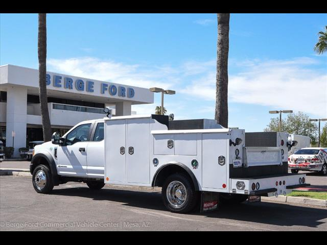2017 F-550 Super Cab DRW 4x4, Reading Service Body #17P471 - photo 4