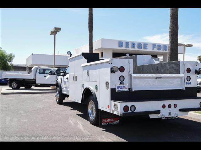 2017 F-550 Super Cab DRW 4x4, Reading Service Body #17P471 - photo 2