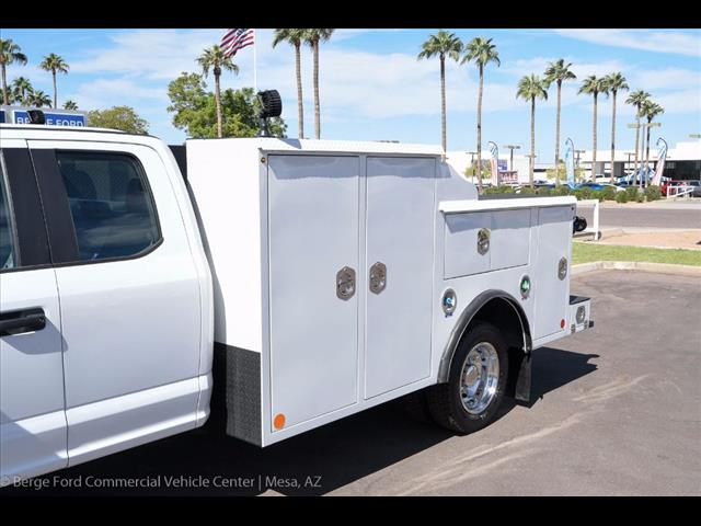 2017 F-550 Super Cab DRW 4x4, Reading Service Body #17P471 - photo 7