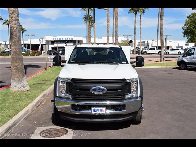 2017 F-550 Super Cab DRW 4x4, Reading Service Body #17P471 - photo 9