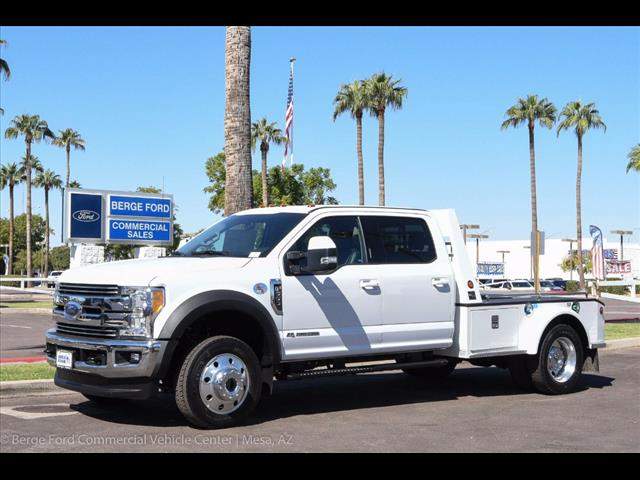 2017 F-550 Crew Cab DRW 4x4, Monroe VH Towing Body Platform Body #17P473 - photo 1