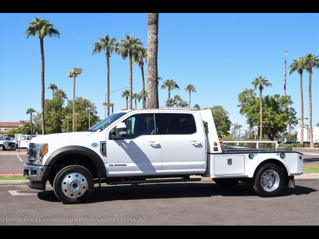 2017 F-550 Crew Cab DRW 4x4, Monroe VH Towing Body Platform Body #17P473 - photo 3