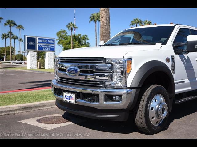 2017 F-550 Crew Cab DRW 4x4, Monroe VH Towing Body Platform Body #17P473 - photo 9