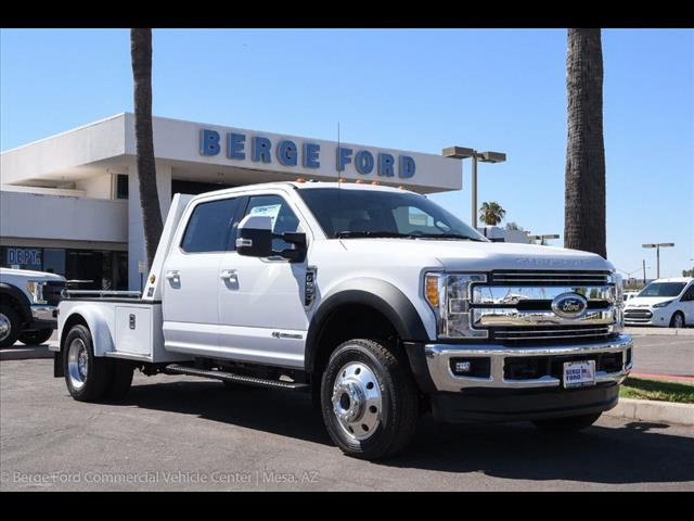 2017 F-550 Crew Cab DRW 4x4, Monroe VH Towing Body Platform Body #17P473 - photo 13