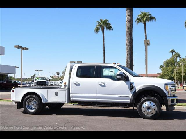 2017 F-550 Crew Cab DRW 4x4, Monroe VH Towing Body Platform Body #17P473 - photo 15