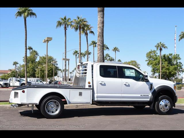 2017 F-550 Crew Cab DRW 4x4, Monroe VH Towing Body Platform Body #17P473 - photo 16
