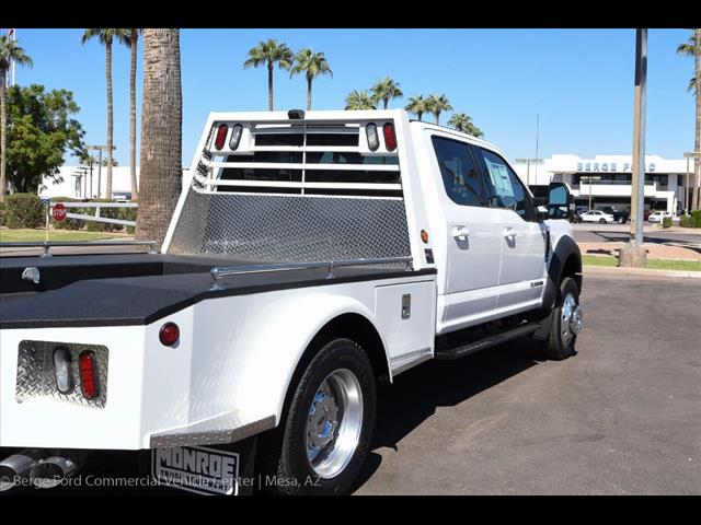2017 F-550 Crew Cab DRW 4x4, Monroe VH Towing Body Platform Body #17P473 - photo 18