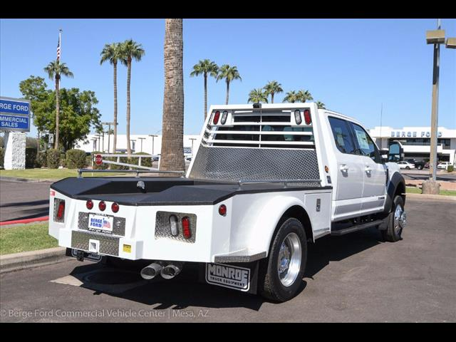 2017 F-550 Crew Cab DRW 4x4, Monroe VH Towing Body Platform Body #17P473 - photo 19