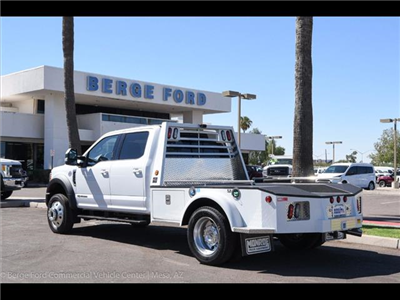 2017 F-550 Crew Cab DRW 4x4, Monroe VH Towing Body Platform Body #17P473 - photo 2