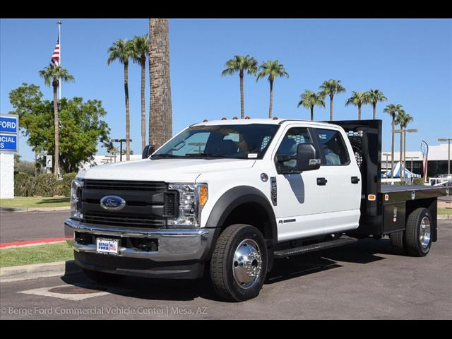 2017 F-550 Crew Cab DRW 4x4, Knapheide Value-Master X Platform Body #17P494 - photo 7