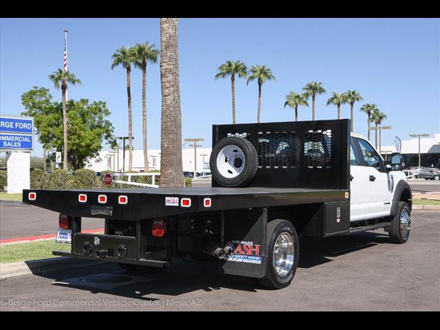 2017 F-550 Crew Cab DRW 4x4, Knapheide Value-Master X Platform Body #17P494 - photo 16