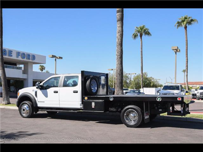 2017 F-550 Crew Cab DRW 4x4, Knapheide Value-Master X Platform Body #17P494 - photo 4