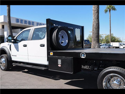 2017 F-550 Crew Cab DRW 4x4, Knapheide Value-Master X Platform Body #17P494 - photo 5