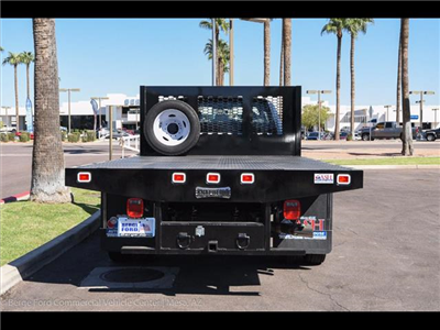 2017 F-550 Crew Cab DRW 4x4, Knapheide Value-Master X Platform Body #17P494 - photo 17